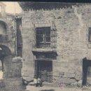 Postales: SIGUENZA (GUADALAJARA).- CALLE DE LOS HERREROS. PORTAL MAYOR. Lote 28244599