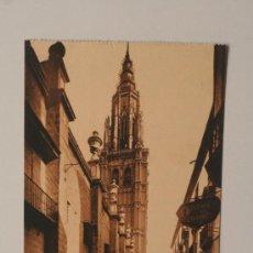 Postales: TARJETA POSTAL CATEDRAL DE TOLEDO. SIN CIRCULAR.. Lote 28338953