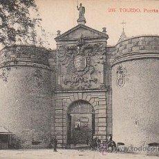 Postales: TOLEDO, PUERTA DE CARLOS V, EDITOR: FOTOTIPIA THOMAS Nº 235. Lote 28790205