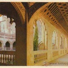 Postales: TOLEDO, SAN JUAN DE LOS REYES, CLAUSTRO. EDITOR: HELIOTIPIA ARTISTICA ESPAÑOLA Nº 9. Lote 28889019