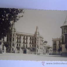 Postales: INTERESANTE POSTAL FOTOGRAFICA DE ALBACETE PLAZA DE GABRIEL LODARES. Lote 29010801