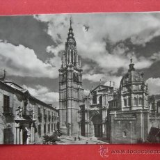Postales: TOLEDO. CATEDRAL.. Lote 29300500