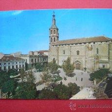 Postales: VALDEPEÑAS. CIUDAD REAL. PLAZA DE ESPAÑA. Lote 29318611