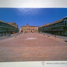 Postales: POSTAL, PLAZA MAYOR, ALMAGRO, CIUDAD REAL, FITER 1989 SIN CIRCULAR. Lote 29345780