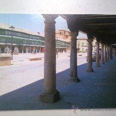 Postales: POSTAL, PLAZA MAYOR, ALMAGRO, CIUDAD REAL, FITER 1992 SIN CIRCULAR. Lote 29345814