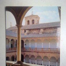 Postales: POSTAL, CONVENTO NTRA. SRA. DEL ROSARIO, ALMAGRO, CIUDAD REAL, ESCUDO DE ORO, SIN CIRCULAR. Lote 29345863