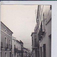Postales: POSTAL ALMADEN CALLE HERMANOS RUIZ-AYLLON. Lote 29515788