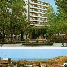 Postales: PUERTOLLANO Nº 3 VARIOS ASPECTOS ESCRITA CIRCULADA SELLO. Lote 30450266