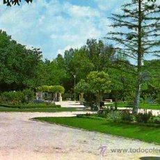 Postales: ALMANSA PARQUE DE LA GLORIETA F.I.T.E.R. ESCRITA SIN CIRCULAR . Lote 30485779
