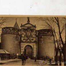 Postales: TOLEDO Nº 8 PUERTA DE VISAGRA HELIOTIPIA ARTÍSTICA ESPAÑOLA SIN CIRCULAR . Lote 30562876