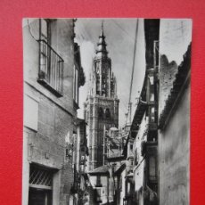 Postales: POSTAL DE TOLEDO: CALLE DE SANTA ISABEL. Lote 31080902