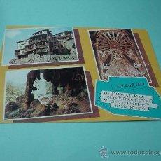 Postales: POSTAL CIUDAD ENCANTADORA DE CUENCA. CASTILLA LA MANCHA. CASTILLA LA NUEVA. 1993. SIN CIRCULAR.. Lote 31561453