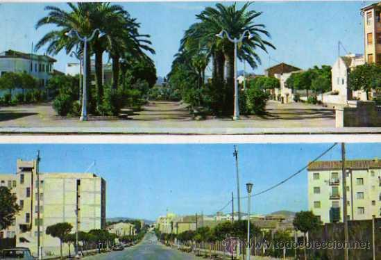 HELLIN ALBACETE ESCRITA CIRCULADA SELLO F.I.T.E.R. AÑO 1971 (Postales - España - Castilla la Mancha Moderna (desde 1940))