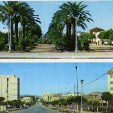 Postales: HELLIN ALBACETE ESCRITA CIRCULADA SELLO F.I.T.E.R. AÑO 1971. Lote 31692068