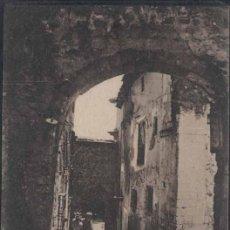 Postales: ALCARAZ (ALBACETE).- SUBIDA A LOS CASTILLOS. Lote 31709521