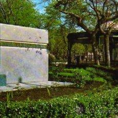 Postales: PUERTOLLANO MONUMENTO AL MARQUÉS DE SUANZES F.I.T.E.R. ESCRITA CIRCULADA SELLA ES. 1969. Lote 31871516