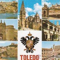 Postales: TOLEDO, EDITOR: ARRIBAS Nº 82 EN EL AÑO 1968. Lote 32073642