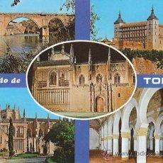 Postales: TOLEDO, EDITOR: JULIO DE LA CRUZ Nº 1959. Lote 32073657