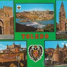 Postales: TOLEDO, EDITOR: JULIO DE LA CRUZ Nº 1953. Lote 32073671