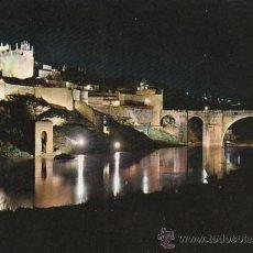 Postales: TOLEDO, PUENTE DE SAN MARTIN Y SAN JUAN DE LOS REYES, EDITOR: ARRIBAS Nº 2024. Lote 32073774