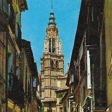 Postales: TOLEDO, CALLEDE SANTA ISABEL, EDITOR: JUAN DE LA CRUZ Nº 1310. Lote 32073854
