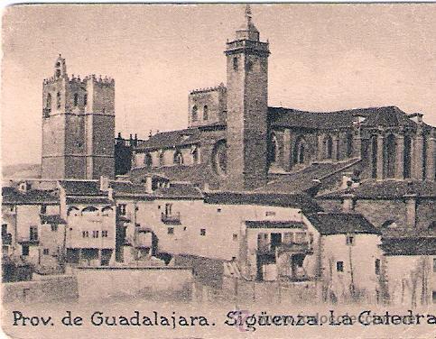POSTAL ORIGINAL DECADA DE LOS 30. PROV. DE GUADALAJARA. Nº 83. VER TAMAÑO Y EXPLICACION. (Postales - España - Castilla La Mancha Antigua (hasta 1939))