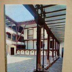 Postales: ALMAGRO. CORRAL DE COMEDIAS. 1966. Lote 32486137