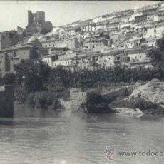 Postales: ALCALA DEL JUCAR (ALBACETE).- FOTOS MONEDERO- AÑO 1959. Lote 32578431
