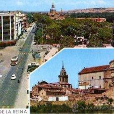 Postales: TALAVERA DE LA REINA. CIRCULADA 1977. Lote 33032217