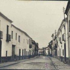 Postales: CAMPO DE CRIPTANA (CIUDAD REAL).- CALLE DE LA VIRGEN. Lote 33219298