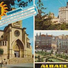 Postales: ALBACETE, EDITOR: SUBIRATS CASANOVA Nº 11. Lote 33304777