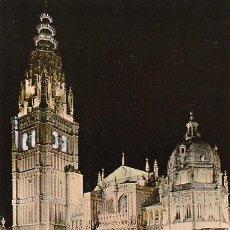 Postales: TOLEDO, LA CATEDRAL, EDITOR: ARRIBAS Nº 1471. Lote 33305015
