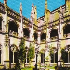 Postales: TOLEDO, CLAUSTRO DE SAN JUAN DE LOS REYES, EDITOR: ARRIBAS SIN NÚMERO, EDITADA EN 1964. Lote 33305130