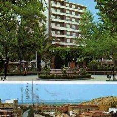 Postales: PUERTOLLANO Nº 3 GLORIETA DE D. EMILIO PORRAS AVDA. DE JOSÉ ANTONIO VDA. DE MOISES MATA CIRCULADA. Lote 33517184