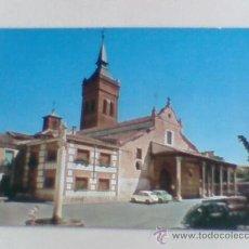 Postales: POSTAL FOTOGRAFICA CONCATEDRAL STA MARIA 1971 VISTABELLA 19 SEAT 600 850 GUADALAJARA (B22). Lote 34069616