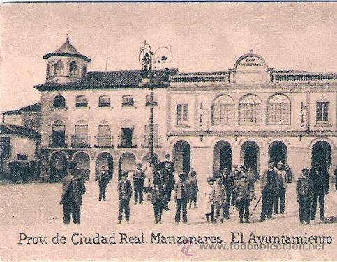 TARJETA POSTAL ORIGINAL DECADA DE LOS 30. PROV. DE CIUDAD REAL Nº 99. VER TAMAÑO Y EXPLICACION (Postales - España - Castilla La Mancha Antigua (hasta 1939))