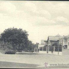 Postales: ALBACETE.- ENTRADA DEL PARQUE. Lote 34118968