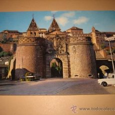 Postales: 1.602-TOLEDO PUERTA BISAGRA L.ARRIBAS . Lote 34257580