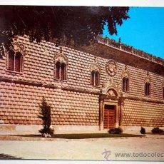 Cartes Postales: GUADALAJARA. COGOLLUDO. PALACIO DE LOS DUQUES DE MEDINACELI.. Lote 34359881