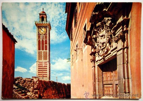 Resultado de imagen de 5. Torre de Mangana