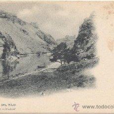 Postales: TOLEDO.- ORILLAS DEL TAJO.. Lote 35124462