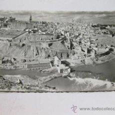 Postales: POSTAL FOTOGRAFICA DE TOLEDO - VISTA GENERAL - EDICIONES ARRIBAS. Lote 35238607
