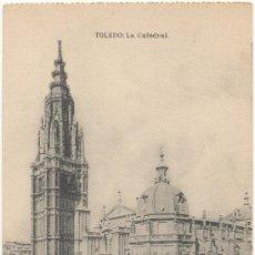 Postales: TOLEDO.- LA CATEDRAL.. Lote 35341779