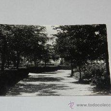 Postales: SOCUELLAMOS ( CIUDAD REAL ) PARQUE. Lote 35536112