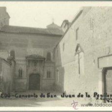 Cartes Postales: TARJETA POSTAL FOTOGRAFICA DE TOLEDO - CONVENTO DE SAN JUAN DE LA PENILENCIA. Lote 35626554