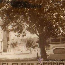 Postales: ELCHE DE LA SIERRA POSTAL FOTOGRÁFICA ESCRITA CIRCULADA SELLO . Lote 35853880