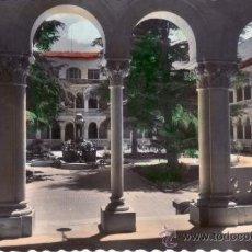 Postales: GUADALAJARA - POSTAL COLOREADA - PATIO CONVENTO DE LAS ADORATRICES - GARCIA GARRABELLA Nº 15. Lote 35923996