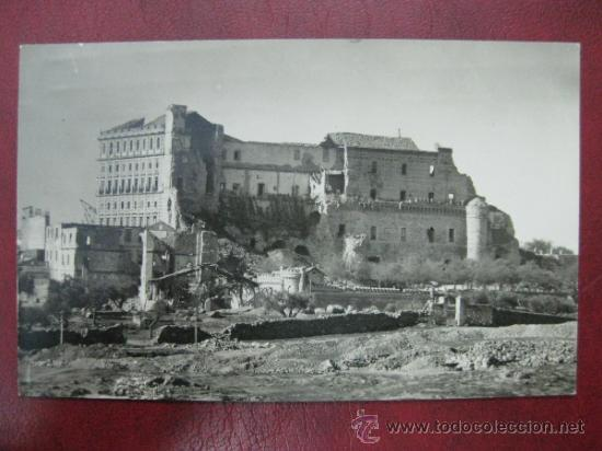 TOLEDO - VISTA - POSTAL FOTOGRAFICA (Postales - España - Castilla La Mancha Antigua (hasta 1939))