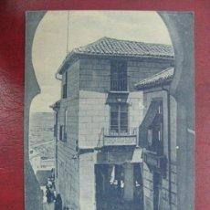Postales: TOLEDO - POSADA DE LA SANGRE. Lote 35977269
