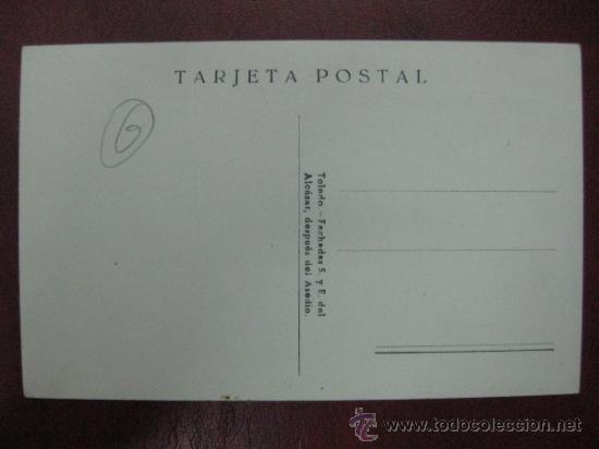 Postales: TOLEDO - VISTA - POSTAL FOTOGRAFICA - Foto 2 - 35977260